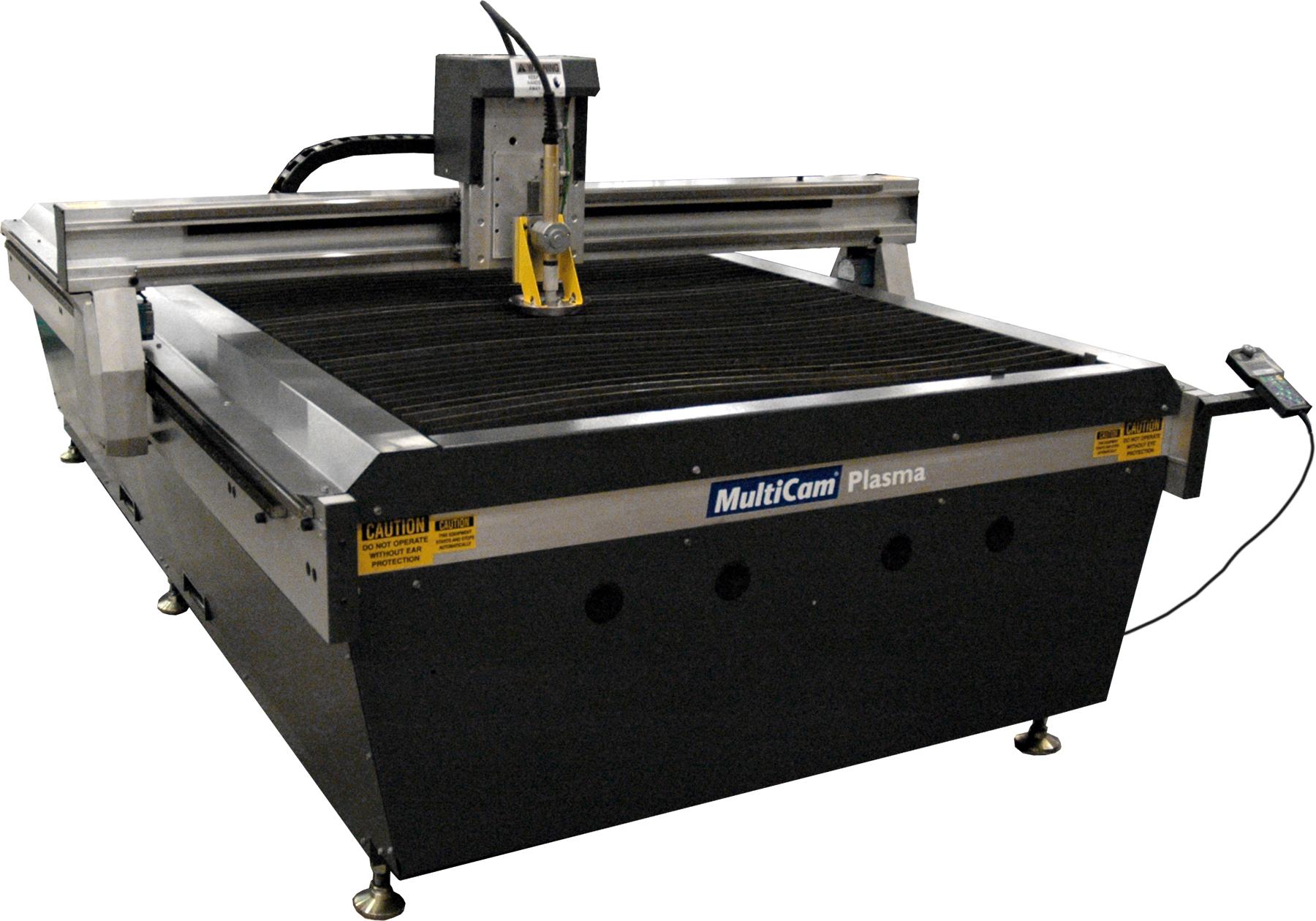 MultiCam HVAC Top Seller: 1000 Series Plasma | MultiCam Canada